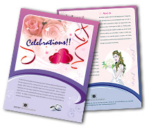 Brochure Templates Social & Cultural Event Management Services
