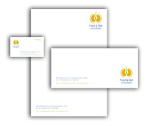 Corporate Identity Templates health fitness diet