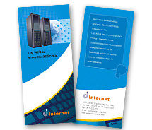 Brochure Templates domain hosting
