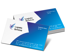 Business Card Templates logistic operations