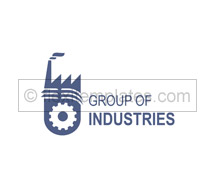 Industrial Industrial Units logo-templates