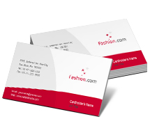 Business Card Templates womens fashion club