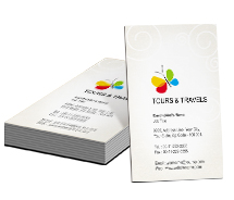 Business Card Templates classic tours