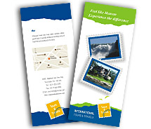 Brochure Templates Tours & Travel Travel Agency