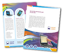 Brochure Templates computer services