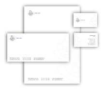Medical Baby Health Care corporate-identity-templates