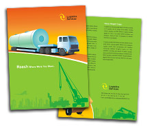 Brochure Templates Logistics Worldwide Logistics