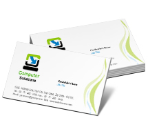 Computers Computer Hardware Software business-card-templates