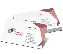 Business Card Templates industrial companies