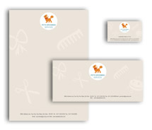 Corporate Identity Templates pet care services