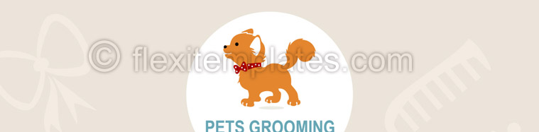 Actual Corporate Identity  Design For Pet Care Services