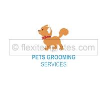 Logo Templates pet care services