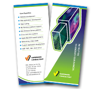 Computers Internet Access Services brochure-templates
