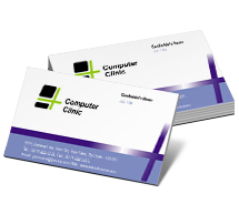 Business Card Templates computer repair