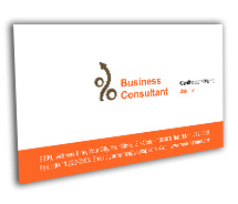 General Finance and Investment Planner BusinessCardTemplates