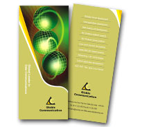 Communications Online Communication Services brochure-templates