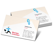 Business Card Templates financial planner