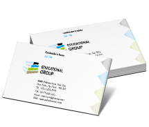 Educational Private Education business-card-templates