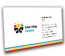 Business Card Templates Learning Educational