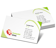 Computers Computer clinic business-card-templates
