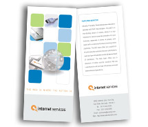 Brochure Templates internet service